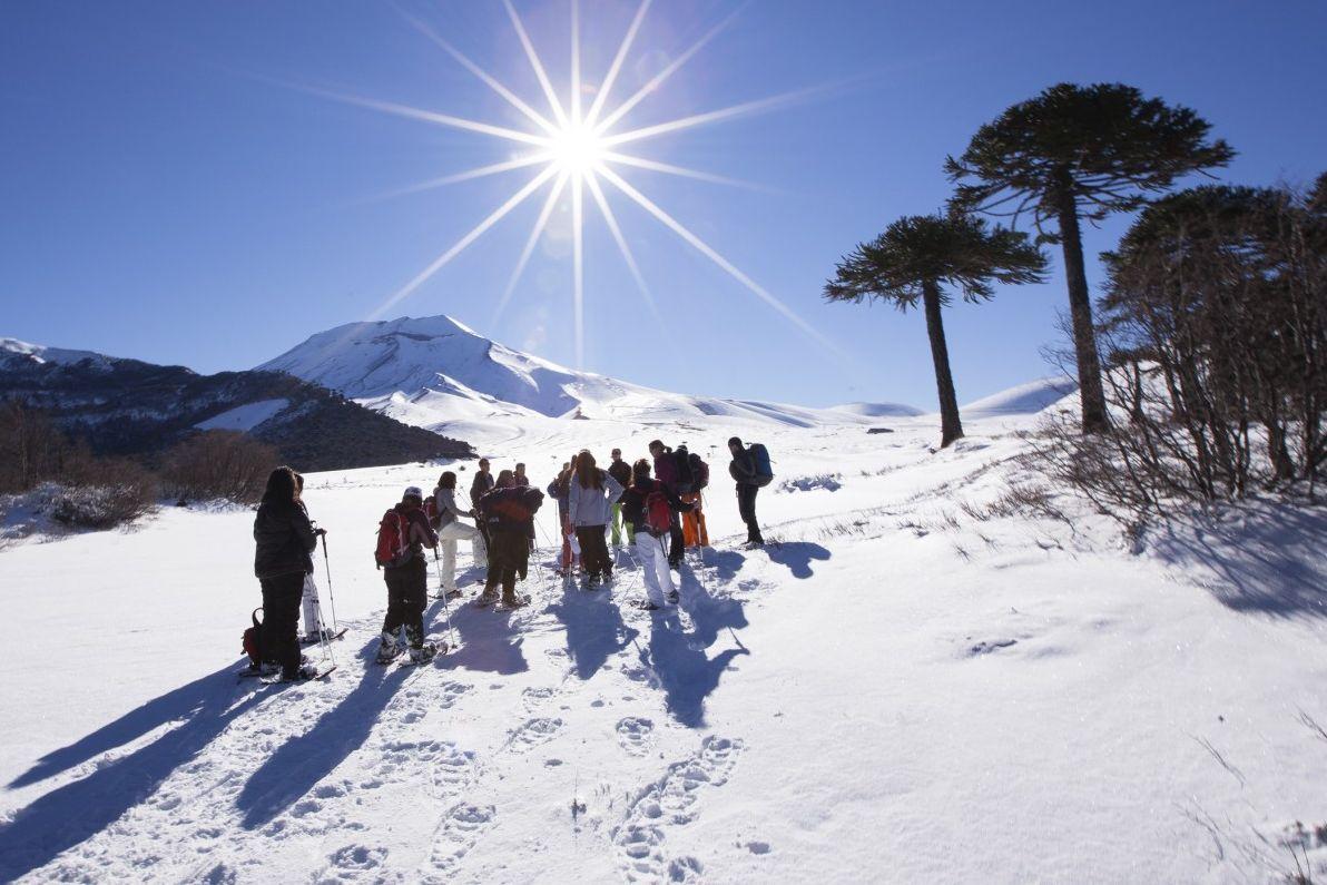 Ski Corralco & spa Nuevo andarivel