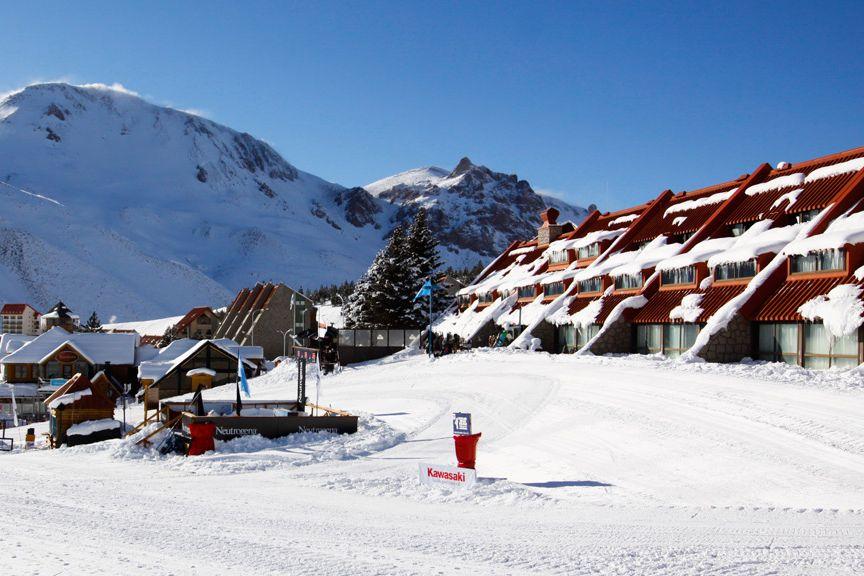 Las Leñas en Vacaciones de invierno Hotel Escorpio
