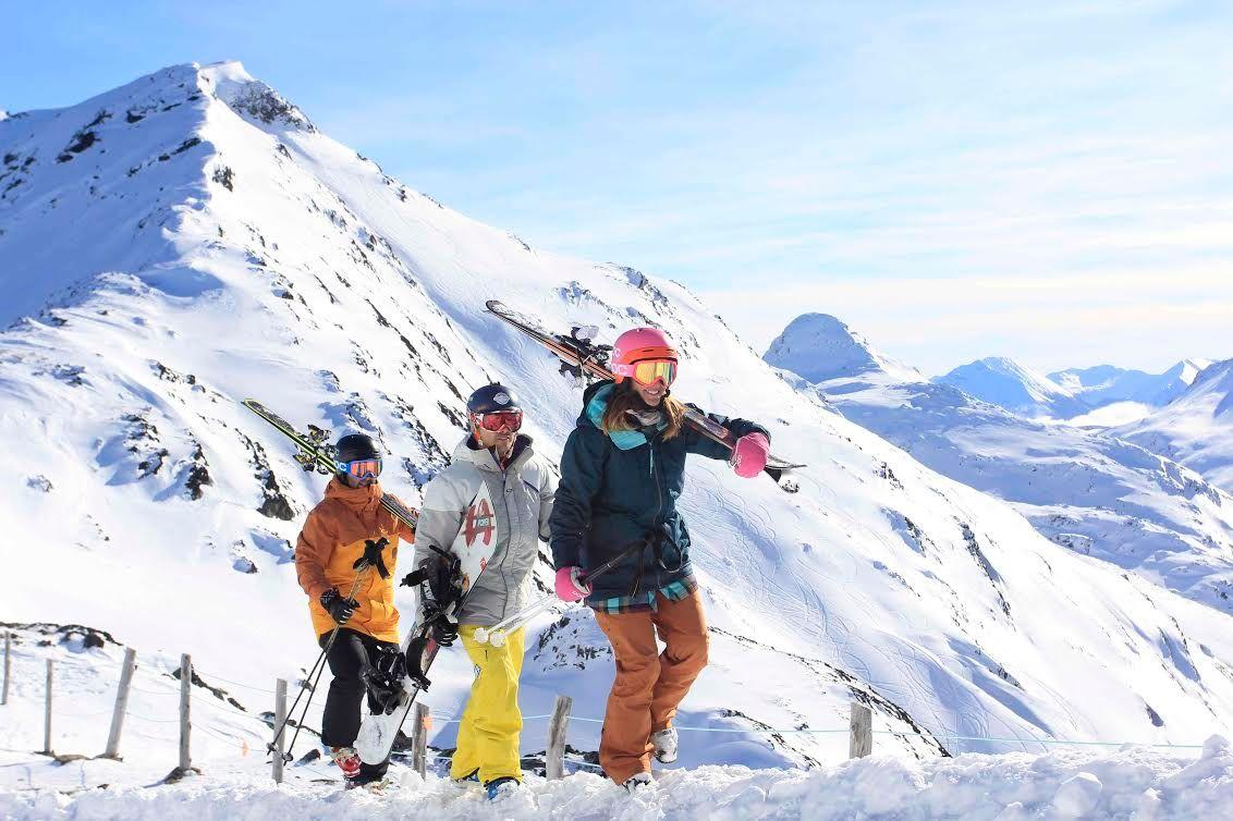 Cerro Castor Promo Cilene del Faro