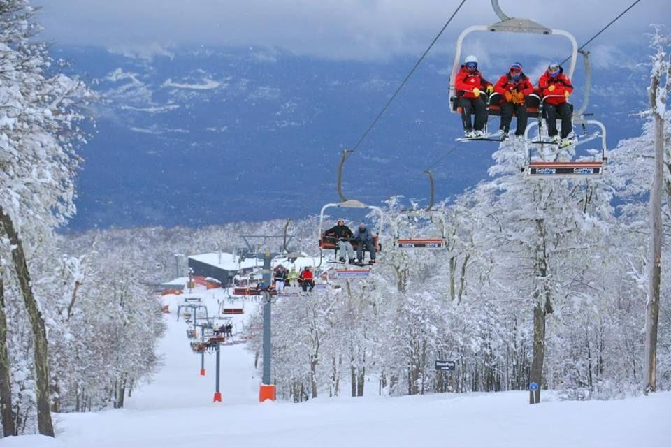 Cerro Chapelco  Ski week en agosto