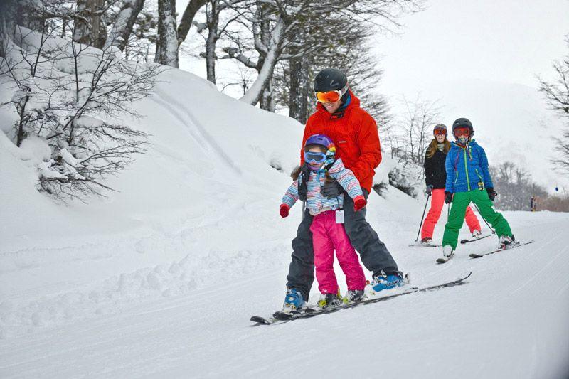 Cerro Bayo  vacaciones de invierno  Family plan